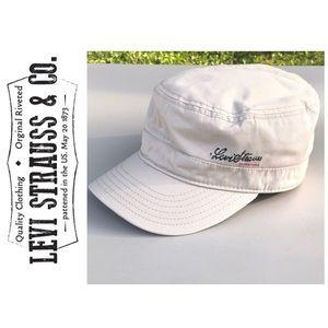🧢 Levi Strauss Signature Khaki Distressed Hat